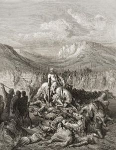 Glorious Death Of Jacques De Maille Marshal Of The Temple