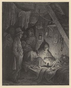 Opium Smoking At The East End Of London