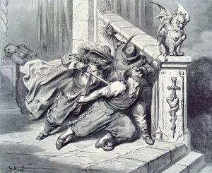 The Death Of Bluebeard