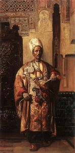 Arab Man With Arms