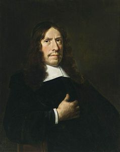 Portrait Of A Cleric