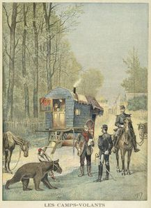 Census Of Travellers In France