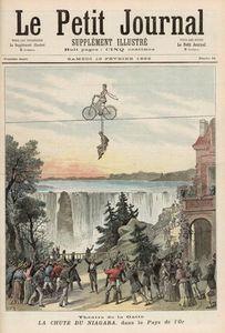 Theatre De La Gaite Performers At Niagara Falls