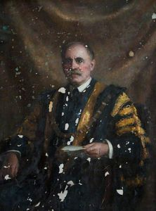 The Right Honourable Sir James Johnston