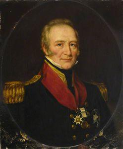 Admiral Sir Michael Seymour