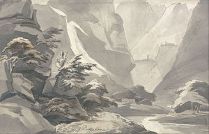 Cascade Of Buffalora
