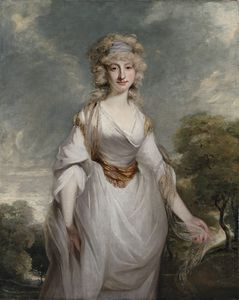Portrait Of Lady Almeria Carpenter