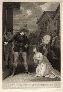 The Treachery Of Colonel Kirke