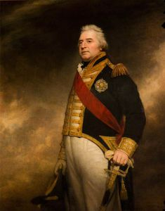 Admiral Sir George Campbell