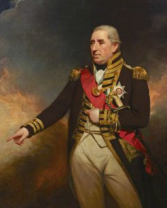 Admiral Sir John Thomas Duckworth