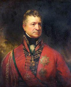 Lieutenant General Sir Thomas Picton