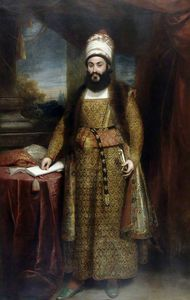 Mirza Abu'l Hasan Khan, Envoy Extraordinary From The King Of Persia To The Court Of George Iii
