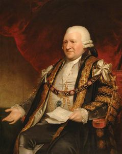 Staines, Lord Mayor Of London