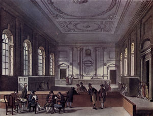 South Sea House, Dividend Hall