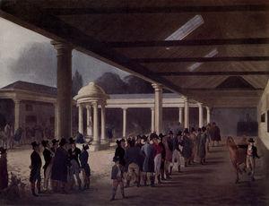 Tattersall's Horse Repository