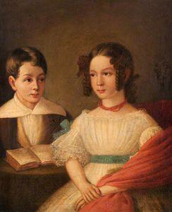 Frances And Algernon Black