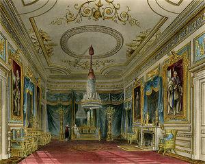 Ante Chamber, Carlton House -