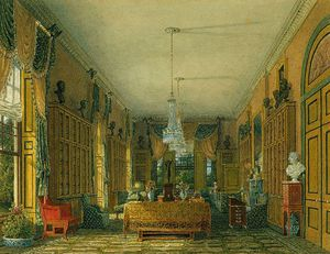 Frogmore House, Queen's Library