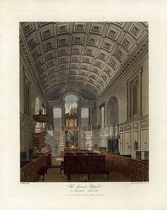 German Chapel, St James's Palace
