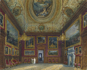 Kensington Palace, King's Great Drawing Room
