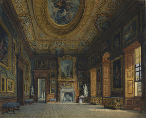 Kensington Palace, Queen Caroline's Drawing Room
