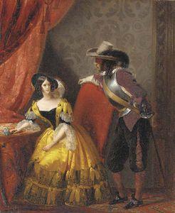 Duke And Duchess Of Dino