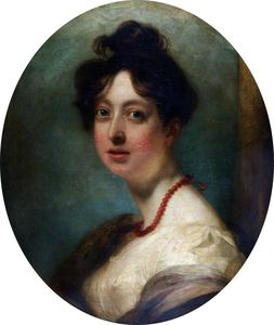 Miss Anne Harlow, Sister Of The Painter