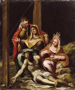 The Lamentation Over The Dead Christ -