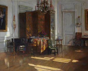 绘画 房间 , Hyndford