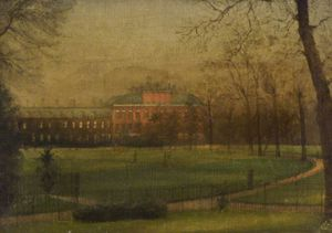 Kensington Palace Exterior