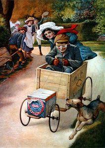 Illustration From 'motoring Book'