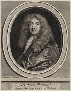 Portrait Of Robert Nanteuils