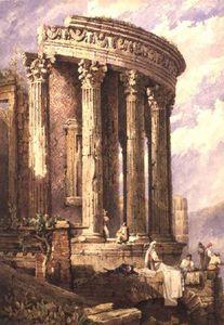 Tivoli, Temple Of The Sibyl