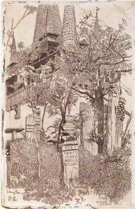 Il Cimitero di Magyarvalkó