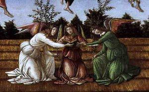 Mystic Nativity -