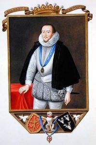 Portrait Of Gilbert Talbot )