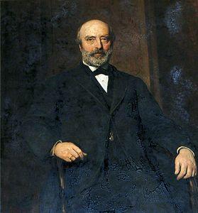 John D. Allcroft, Treasurer Of Christ's Hospital