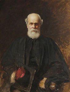 Study Of The Revd Robert Harvey Charsley