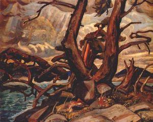 Old Pine, Mcgregor Bay