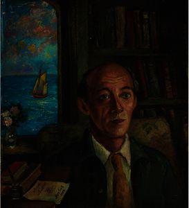Shaya Budinの肖像