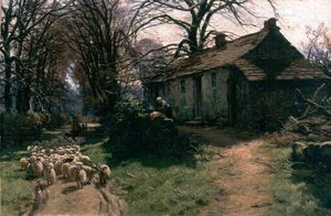 Entrance To Gleneagles