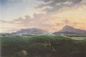 Evening After A Gale