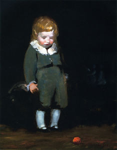 Child In Grey