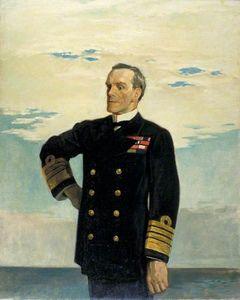 Admiral Sir Frederick Charles Dove Sturdee