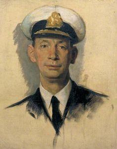 Sketch Of 'vice Admiral Sir Roger Keyes
