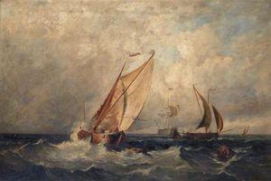 French Fishing Boats