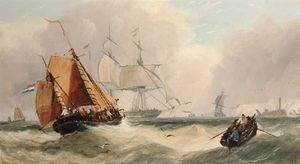 Shipping In Heavy Sea