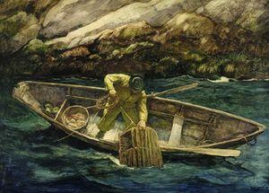 Deep Cove Lobster Man
