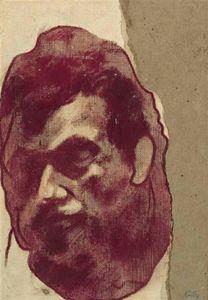 Head Of Francis Bacon
