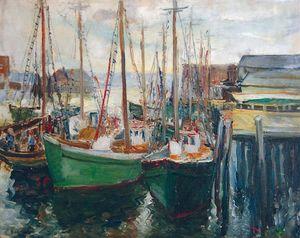 New Bedford Fishing Boat